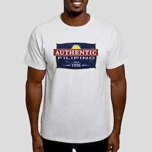 Authentic Filipino Light T-Shirt