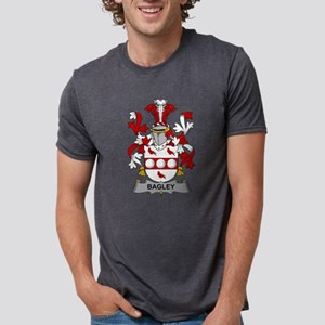 Bagley Family Crest T-Shirt