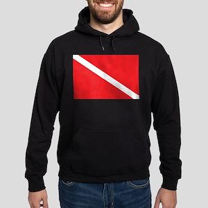 SCUBA DIVE FLAG Sweatshirt
