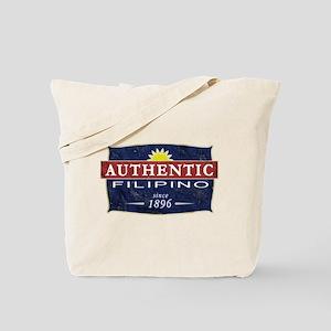 Authentic Filipino Tote Bag