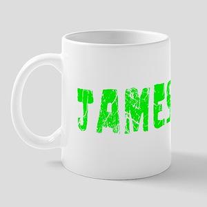 Jamestown Faded (Green) Mug