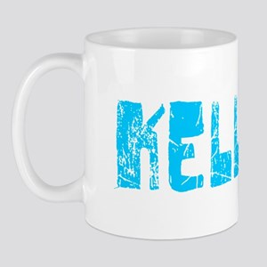 Keller Faded (Blue) Mug