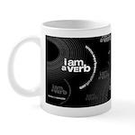 I am a verb Mug
