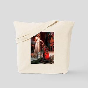 Accolade / Schnauzer (#8) Tote Bag