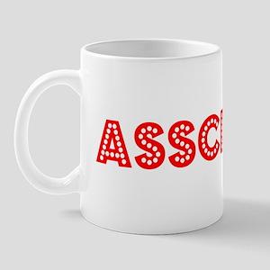 Retro Assclown (Red) Mug