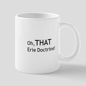 Erie Doctrine Mug