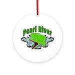 Louisiana Towns Pearl River Ornament