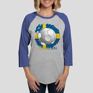 Swede Soccer Dragon Long Sleeve T-Shirt