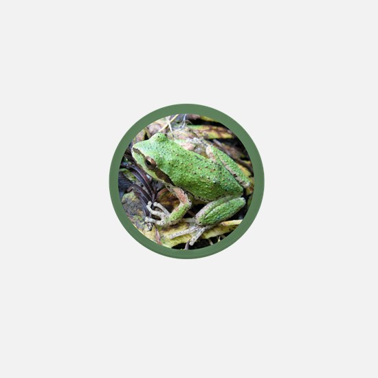 Pacific Chorus Frog Treefrog Mini Button