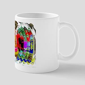 """""""Buddha Swirl"""" - Mug"""