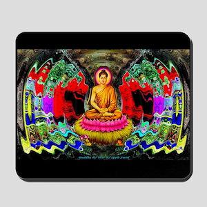 """""""Buddha Swirl"""" - Mousepad"""