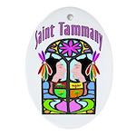 St. Tammany Keepsake (Oval)