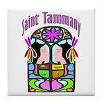 St. Tammany Tile Coaster