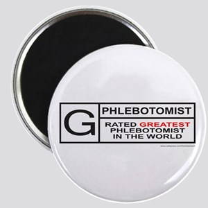 PHLEBOTOMIST Magnet