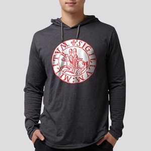 Knights Templar Long Sleeve T-Shirt