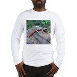 Ensatina Salamander Long Sleeve T-Shirt