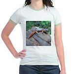 Ensatina Salamander Jr. Ringer T-Shirt