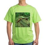 Ensatina Salamander Green T-Shirt