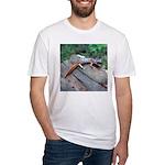 Ensatina Salamander Fitted T-Shirt