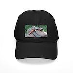 Ensatina Salamander Black Cap