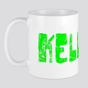 Keller Faded (Green) Mug