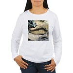 California Slender Salamander Women's Long Sleeve