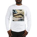 California Slender Salamander Long Sleeve T-Shirt