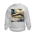 California Slender Salamander Kids Sweatshirt