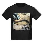 California Slender Salamander Kids Dark T-Shirt