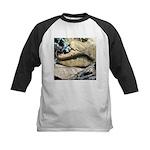 California Slender Salamander Kids Baseball Jersey