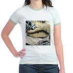 California Slender Salamander Jr. Ringer T-Shirt