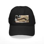California Slender Salamander Black Cap
