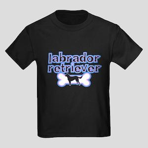 Powderpuff Lab Kids Dark T-Shirt