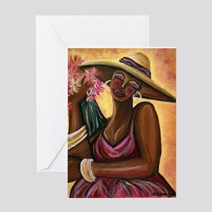 Beautiful Bouquet Greeting Cards