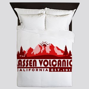 Lassen Volcanic - California Queen Duvet