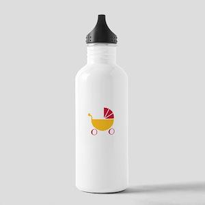 pram Stainless Water Bottle 1.0L