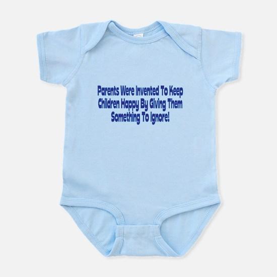 Parents Were Invented Infant Bodysuit
