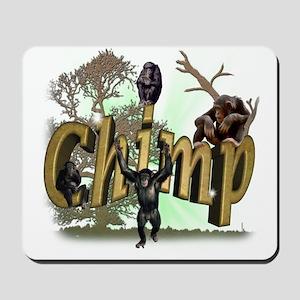 Chimps Mousepad