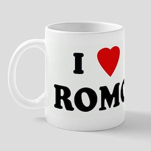 I Love ROMO Mug