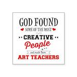 Art Teachers Sticker
