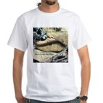 Calif. Slender Salamander White T-Shirt