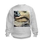Calif. Slender Salamander Kids Sweatshirt