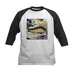 Calif. Slender Salamander Kids Baseball Jersey