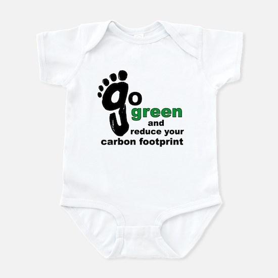 Carbon Footprint Infant Bodysuit