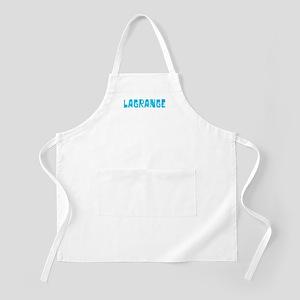LaGrange Faded (Blue) BBQ Apron
