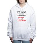 Strongest Teachers Sweatshirt