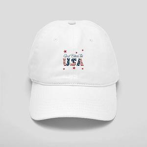 God Bless The U.S.A. Cap