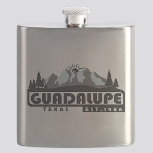 Guadalupe Mountains - Texas Flask
