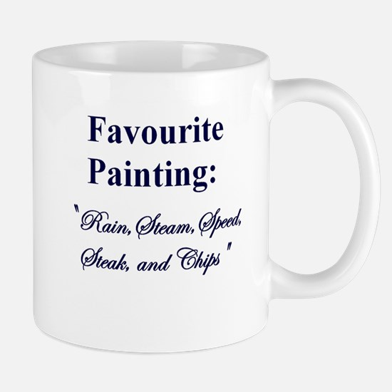 Favourite Painting Mug