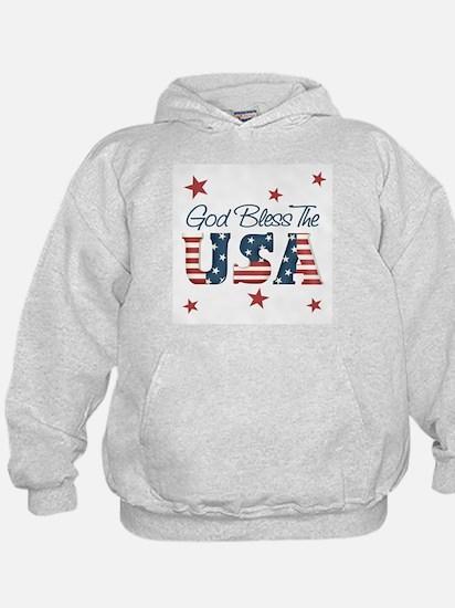 God Bless The U.S.A. Hoodie